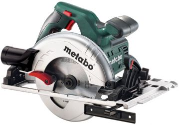 Пила ручная циркулярная Metabo KS 55 FS
