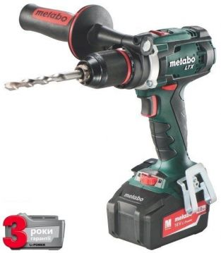 Шуруповерт Metabo BS 18 LTX Impuls