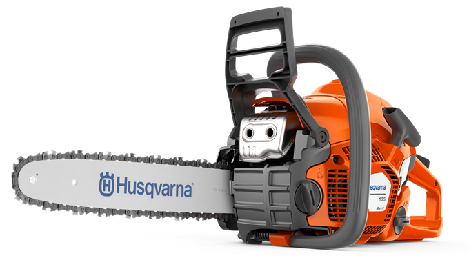 Бензопила Husqvarna 135 Mark II, шина 40см