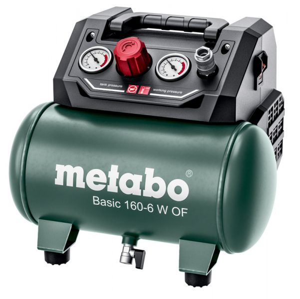 Компрессор Metabo Basic 160-6 W OF